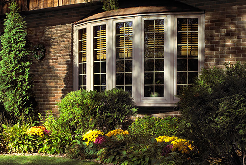 Exterior Garden Windows