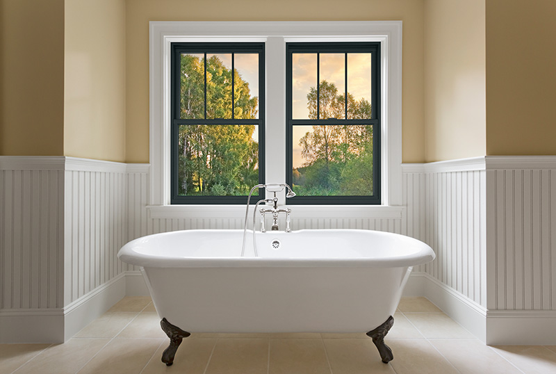 Bath Window Installation