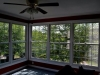 double hung windows room